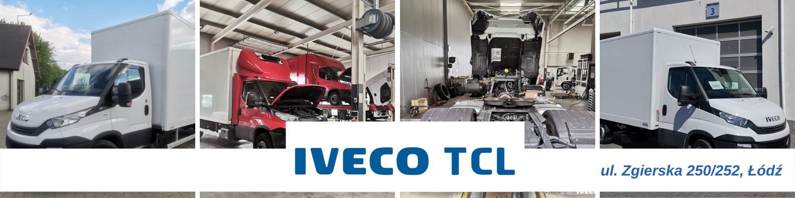 Autoryzowany serwis Iveco